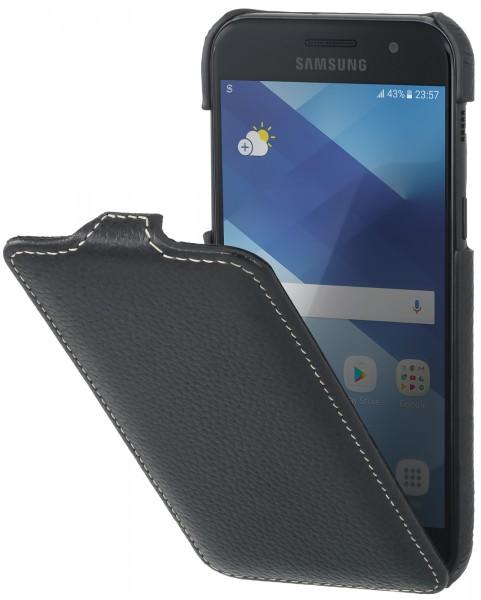 Housse Samsung Galaxy A3 (2017) UltraSlim en cuir   StilGut f7b202e8d577